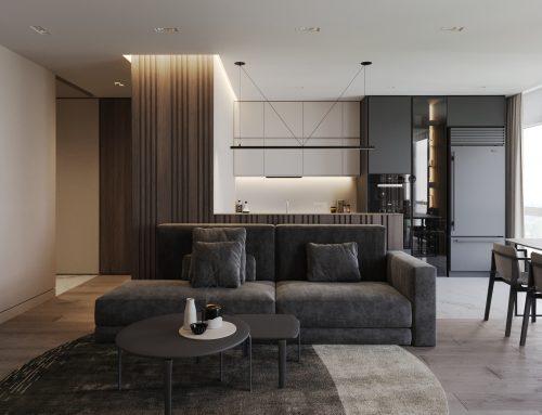Thiết kế nội thất chung cư The View – Riviera Point – quận 7
